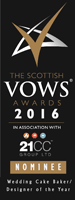 VOWS Awards Nominee 2016 logo
