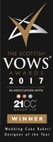 VOWS Wedding Cake Awards logo