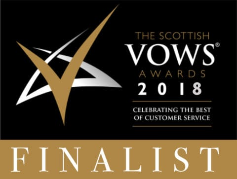 VOWS Awards Finalist 2018 logo
