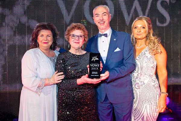 Jennys Cakes VOWS Winners of 2019